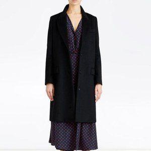 NWT Burberry Fellhurst Coat Wool Cashmere